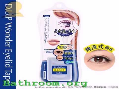 dup wonder eyelid tape review