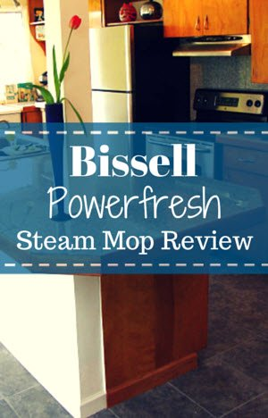 bissell powerfresh steam mop reviews