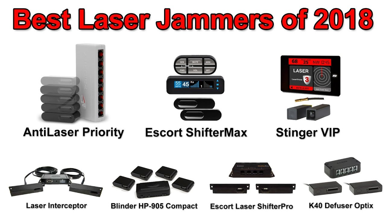 blinder xtreme laser jammer review