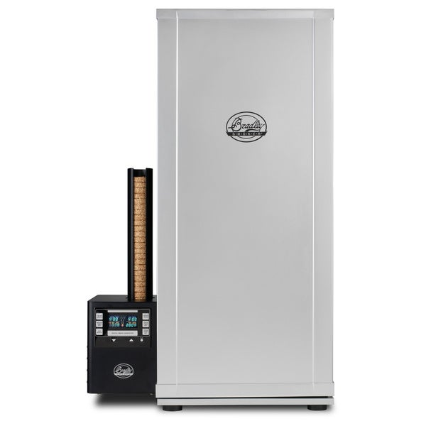 bradley 6 rack digital smoker reviews