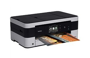 brother colour inkjet mfc j4620dw review