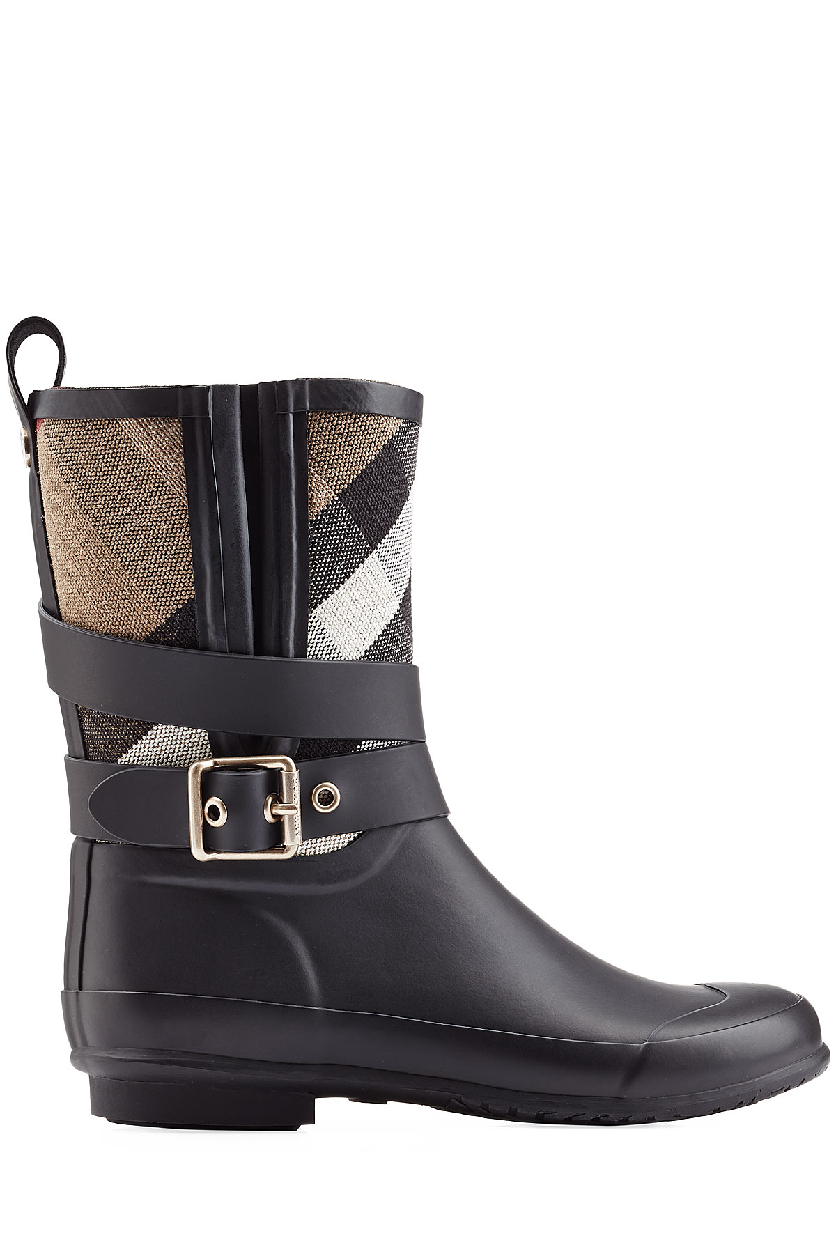 burberry holloway rain boots review