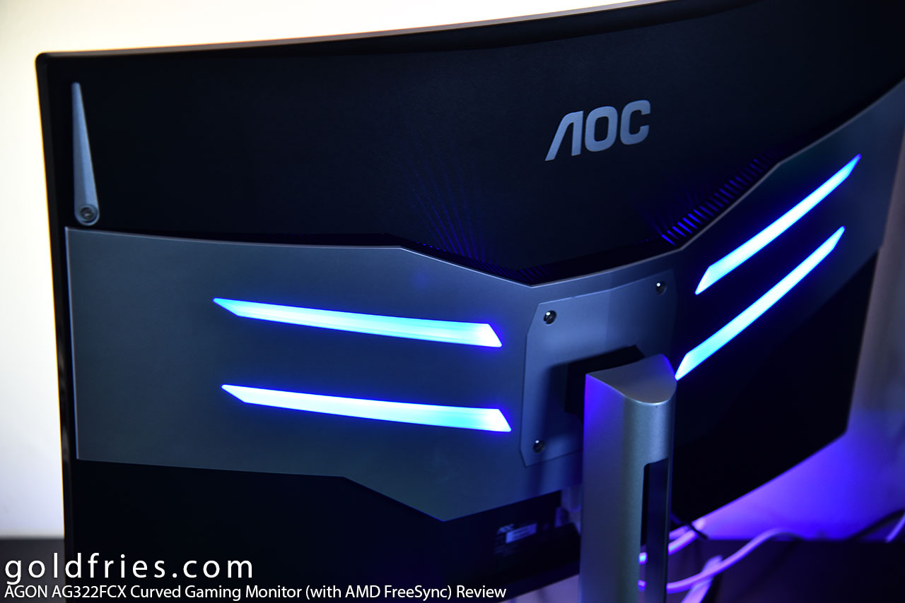 aoc agon 31.5 ag322fcx review
