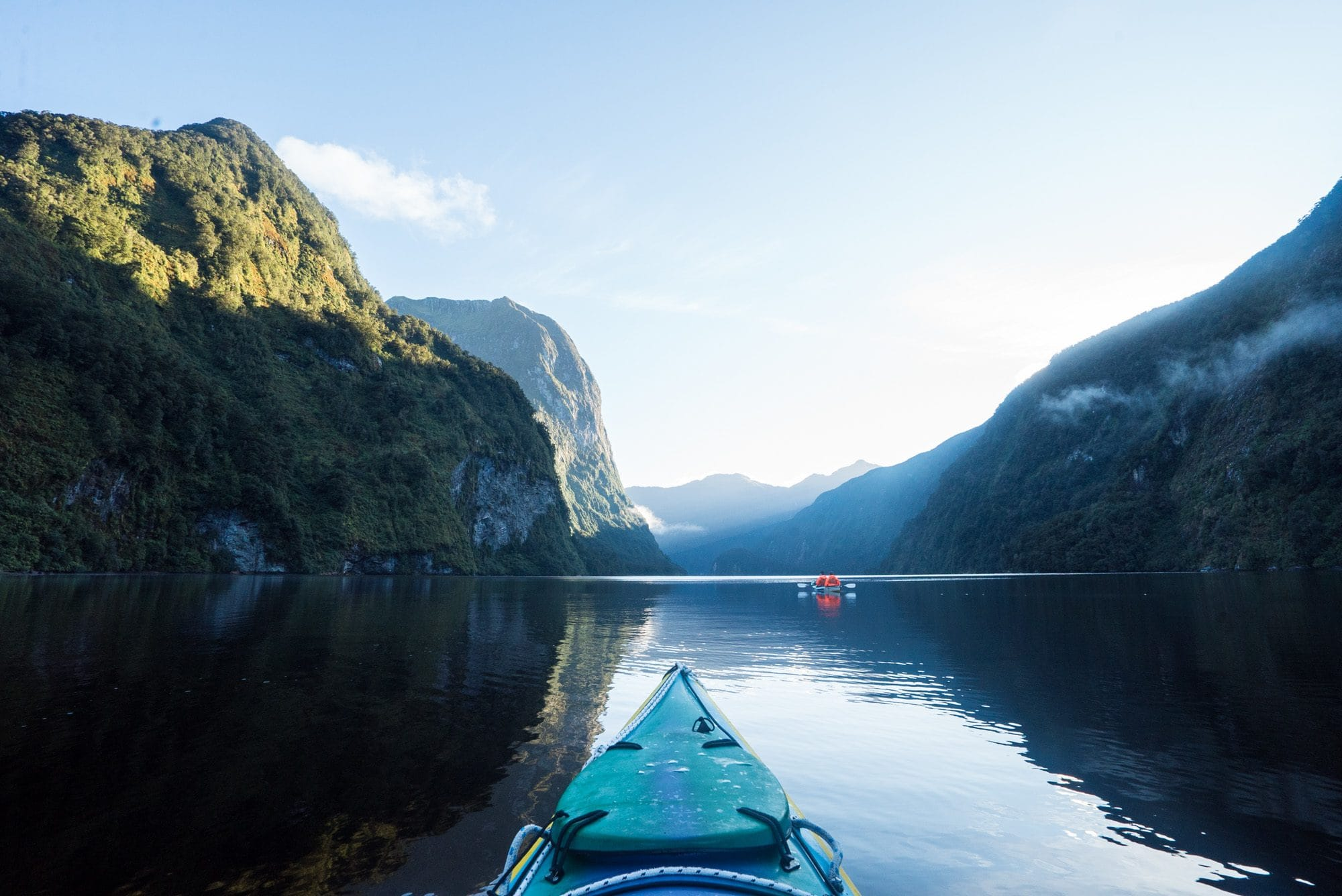 doubtful sound overnight cruise review