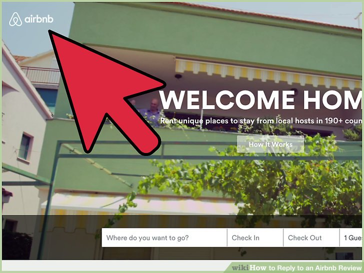 how to edit airbnb review