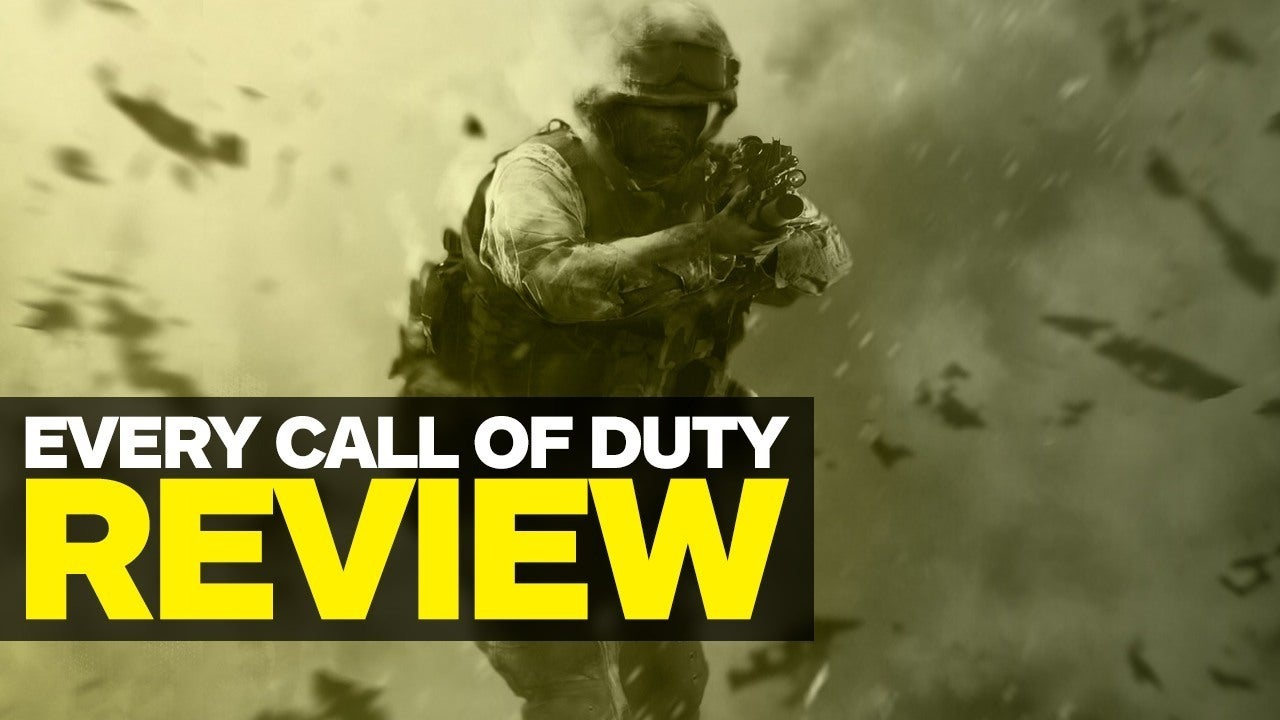 call of duty 8 review