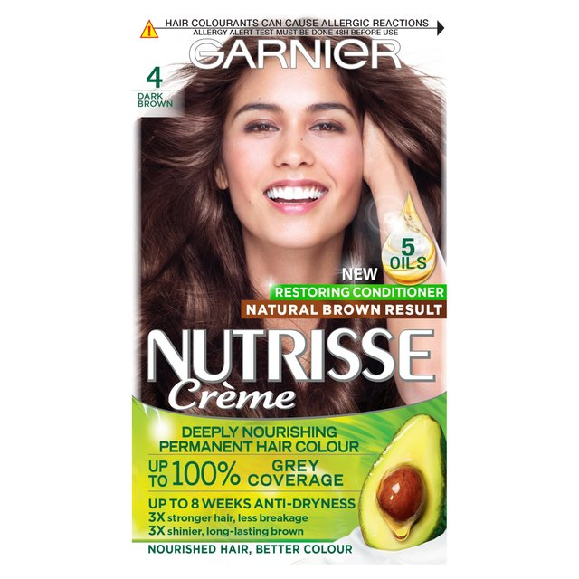 garnier nutrisse dark brown reviews