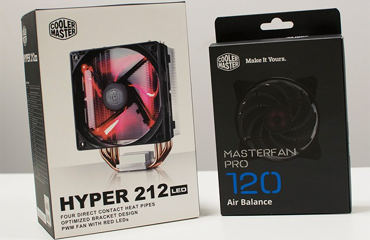 cooler master hyper 212 review