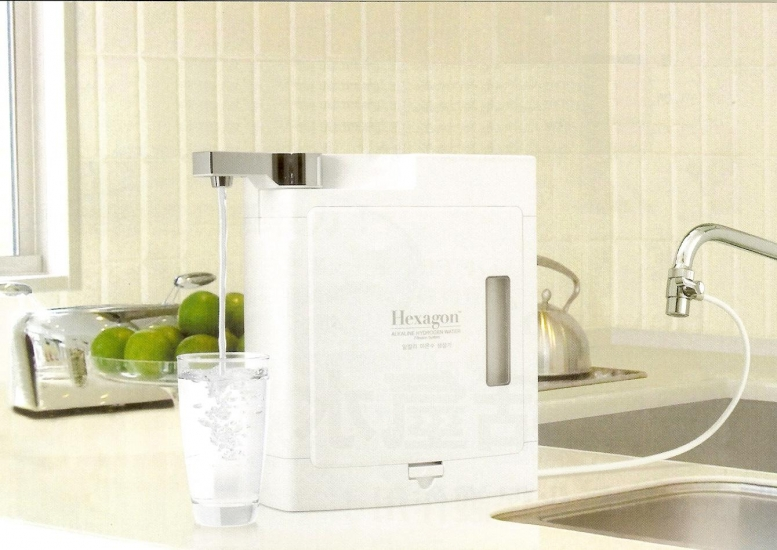 cosway hexagon water filter review