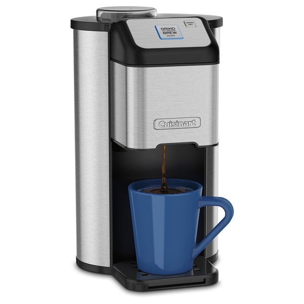 cuisinart single serve coffee maker reviews