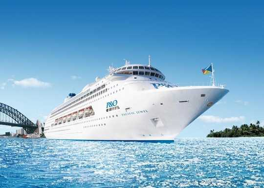 p&o barrier reef discovery cruise reviews