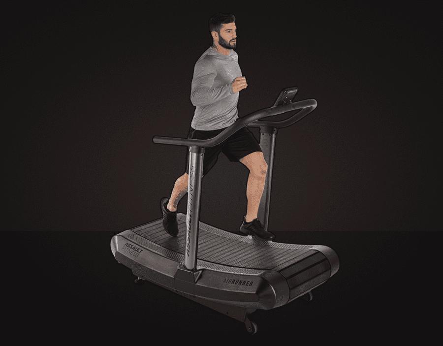 assault fitness air runner review