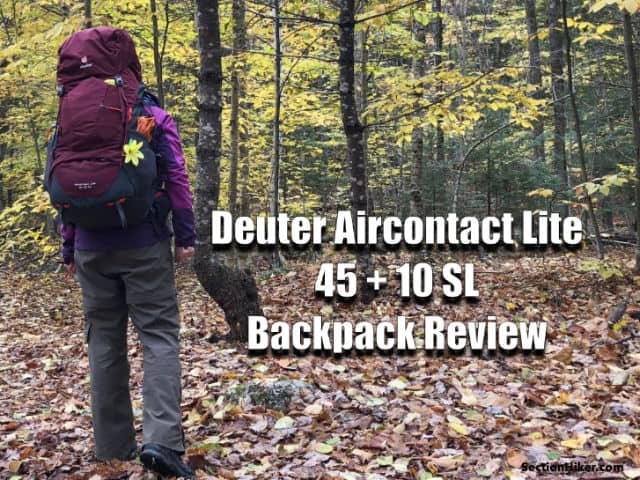deuter aircontact 60 10 review