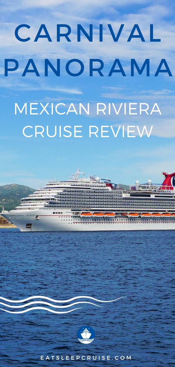 carnival mexican riviera cruise review