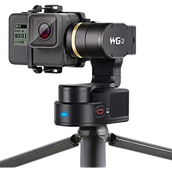 feiyu wg 3 axis wearable gimbal review
