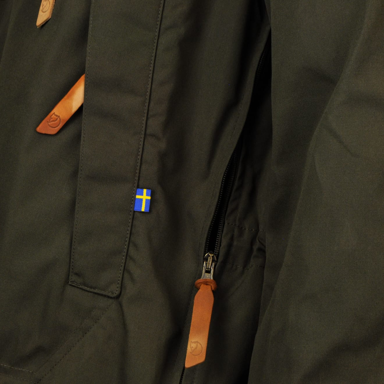 fjallraven anorak no 8 review