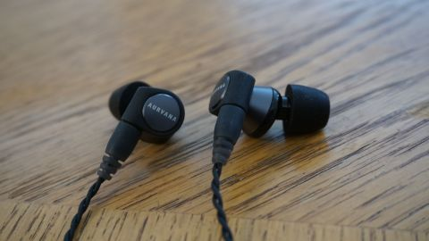 flea market in ear headphones review