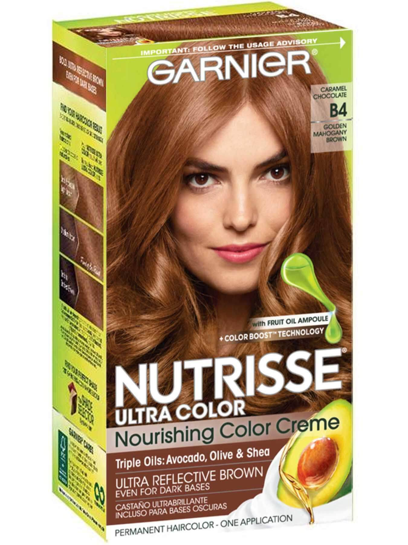 garnier temporary hair color review