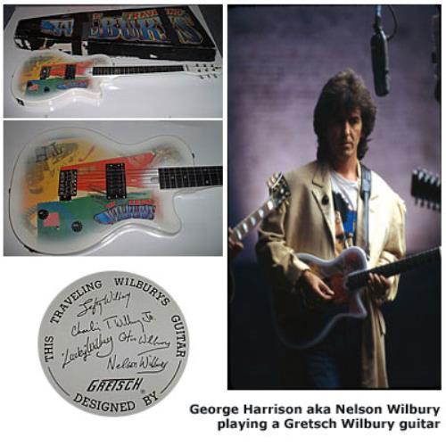 gretsch traveling wilburys guitar review