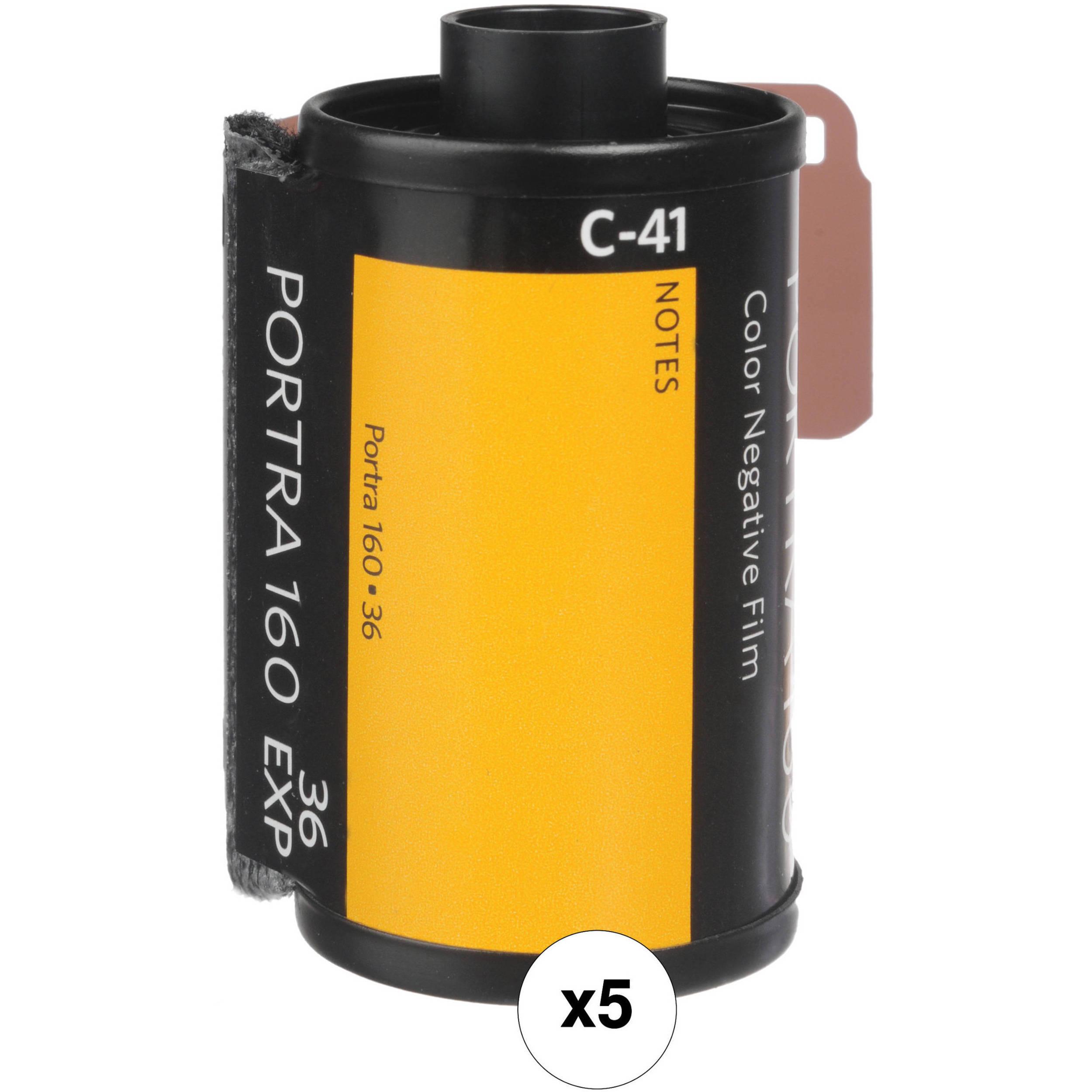 kodak portra 160 35mm review