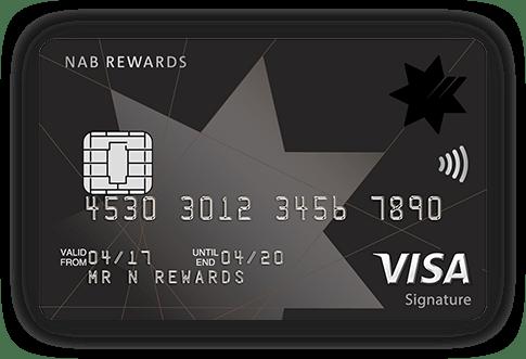nab qantas rewards signature card review