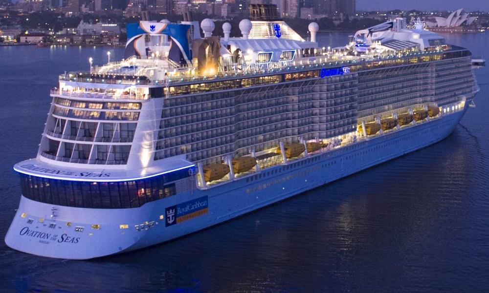 royal caribbean ovation of the seas reviews