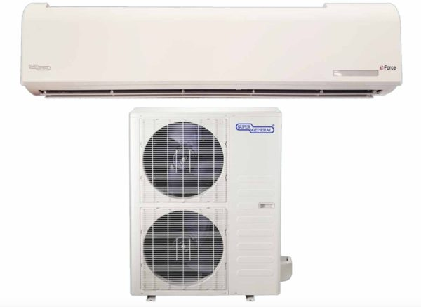 split air conditioner reviews 2017