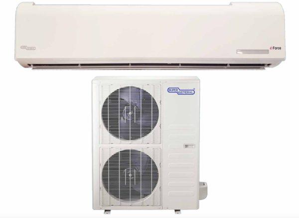 split air conditioner reviews 2017