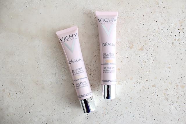 vichy idealia bb cream review